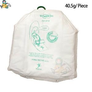 Image 2 - Non woven cloth Dust Bags for VORWERK KOBOLD VK140 VK150  FP140 FP150 dust bags  vacuum cleaner parts