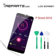 IREPARTS LCD Substituição Da Tela para Huawei P 2019 Exibição Digitador da Tela de Toque Inteligente Desfrutar 9s + Instalar Ferramentas
