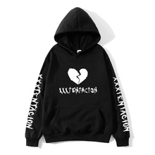 The latest fashion xxxtentacion hooded sweatshirt Rip hip hop rapper hoodie Jahseh Dwayne Onfroy revenge ladies men