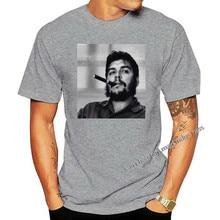 2021 Summer T Shirt Short Sleeve Cotton T Shirts Man Clothing Che Guevara Cuba Fidel Castro Cool Vintage Photo T-Shirts