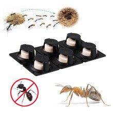6 шт., муравьиные агенты, приманка, порошок для уничтожения насекомых, вредителей, для борьбы с вредителями, репеллент, отпугиватель, ловушка ...