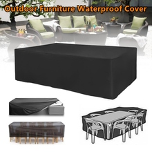 Furniture-Cover Sofa-Table Rain Garden Waterproof Outdoor And No for Chair Oxford Cloth