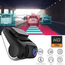ADAS Автомобильный видеорегистратор Dashcam Full HD 1080P Авто видео регистратор с ночным видением детектор движения Автомобильный видеорегистратор