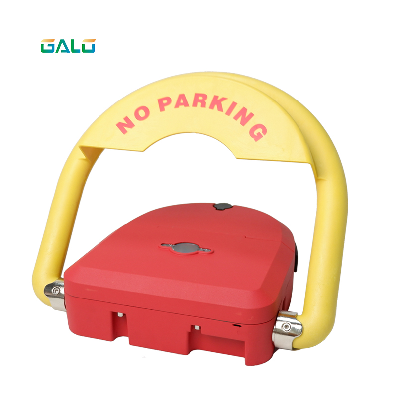 Automatic Parking Barrier For Parking Lots Managment Red Gray Color Optional