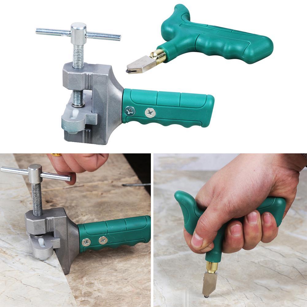 Hand Grip Tile Divider Opener Glass Ceramic Engraver Medium Tile Brick Breaker Multifunction Construction Tools Supplies