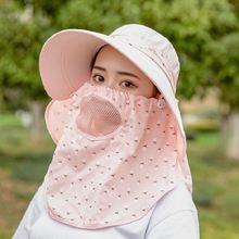 Шляпы солнцезащитные женские летние с широкими полями
