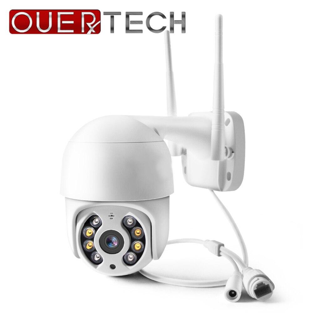 PTZ  Speed MINI Dome Camera 1080P Wireless CCTV Camera IP Waterproof Camera WiFi Security CCTV Camera AI Human Detection