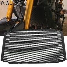 Akcesoria motocyklowe osłona chłodnicy kratka ochronna osłona grilla dla YAMAHA XSR900 XSR 900 MT 09 tracer900 2016 2017 2018 2019