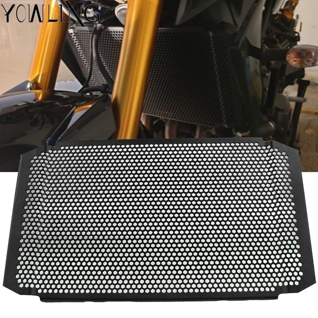 Motosiklet aksesuarları radyatör Guard koruyucu ızgara ızgara kapağı YAMAHA XSR900 XSR 900 MT 09 tracer900 2016 2017 2018 2019