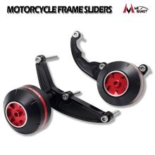 Motorcycle Aluminum Falling Protection Frame Slider Anti Crash Pad Protector For HONDA CBR600RR CBR 600 RR CBR 600RR 2007 2008