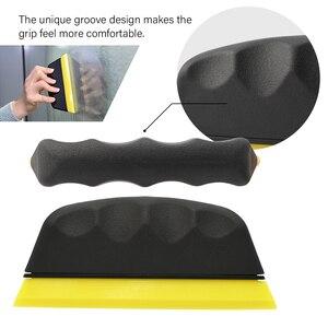 Image 1 - EHDIS Kính Chắn Gió Kính Cửa Sổ Tint Vincy Dụng Cụ Vệ Sinh Cao Su Nước Tuyết Lau Xe Sợi Carbon Phim Bọc Chống Sóc Xe Băng Cạp