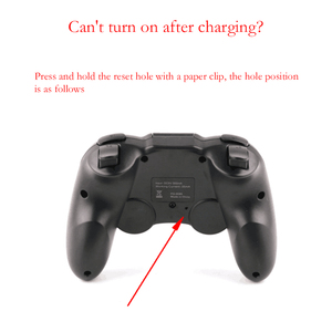 Image 4 - ipega PG 9090 For xiaomi Pirate Wireless Bluetooth gamepad Telescopic Controller Gamepad with Turbo gamepad For Android pc 9090