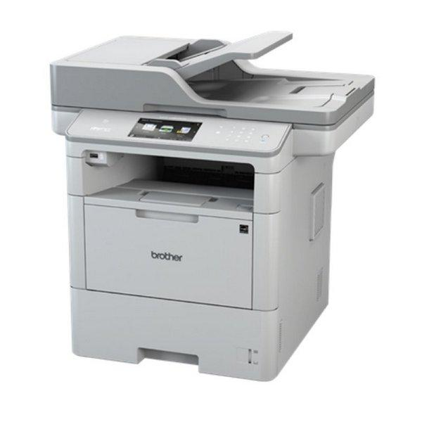 Laser Fax Printer Brother MFCL6800DWRF1 46 Ppm WIFI LAN FAX