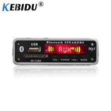 Decoder-Board Bluetooth Mp3 Audio-Module Car-Accessorier Support FM Wireless AUX 5V SD