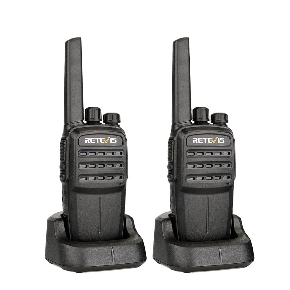 2pcs RETEVIS RT40 Licence-free Digital Two Way Radio Portable Walkie Talkie DMR PMR446/FRS PMR 446MHz 0.5W For Hotel/Restaurant