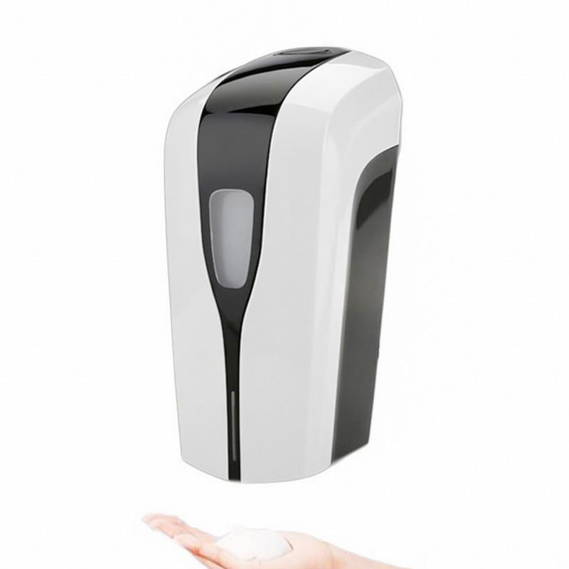 H9dca298716c94535a06fe7f72ae05516Y Wall-mounted Alcohol Mist Spray Hand Hygiene Soap Machine Touchless Hand Disinfection Machine Hand Cleaner 1000ml Soap Dispenser