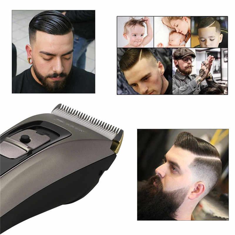 Surker Sk-629 מקצועי שיער גוזז חשמלי שיער גוזם נטענת שיער מכונת חיתוך עמיד למים תספורת לגברים להשתמש