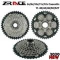 Велосипедная будка zrace 8 9 10 11, скоростной велосипед MTB 11-42 T / 11-46 T / 11-50 T / 11-52 t для рельефа/deore/SLX / XT