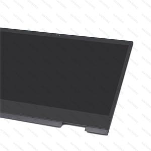 Image 2 - FHD LED Display LCD Assambly TouchScreen Digitizer + Bezel Per HP Envy X360 15 bq051sa 15 bq003au 15 bq150na 15 bq051nr