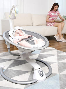 Cradle Rocking-Chair Electric Newborn Baby Artifact-Sleeps Soothing Safety 0-3