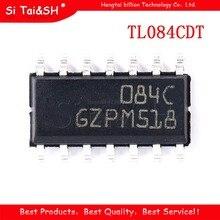 10 шт. TL084CDT SOP14 TL084 SOP 084C SMD TL084CDR SOP-14 TL084C Новый и оригинальный IC