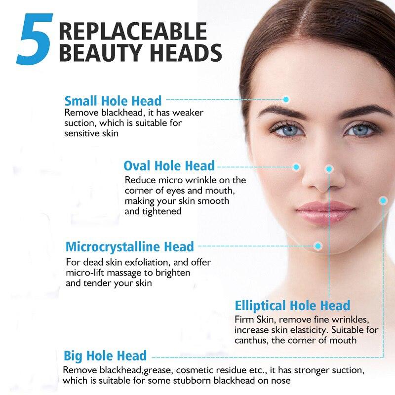 Poros Limpador de Acne Pimple Remoção de