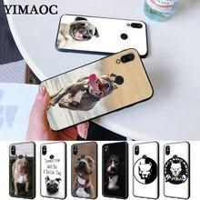 pitbull dog Silicone Case for Redmi Note 4X 5 Pro 6 5A Prime 7 8