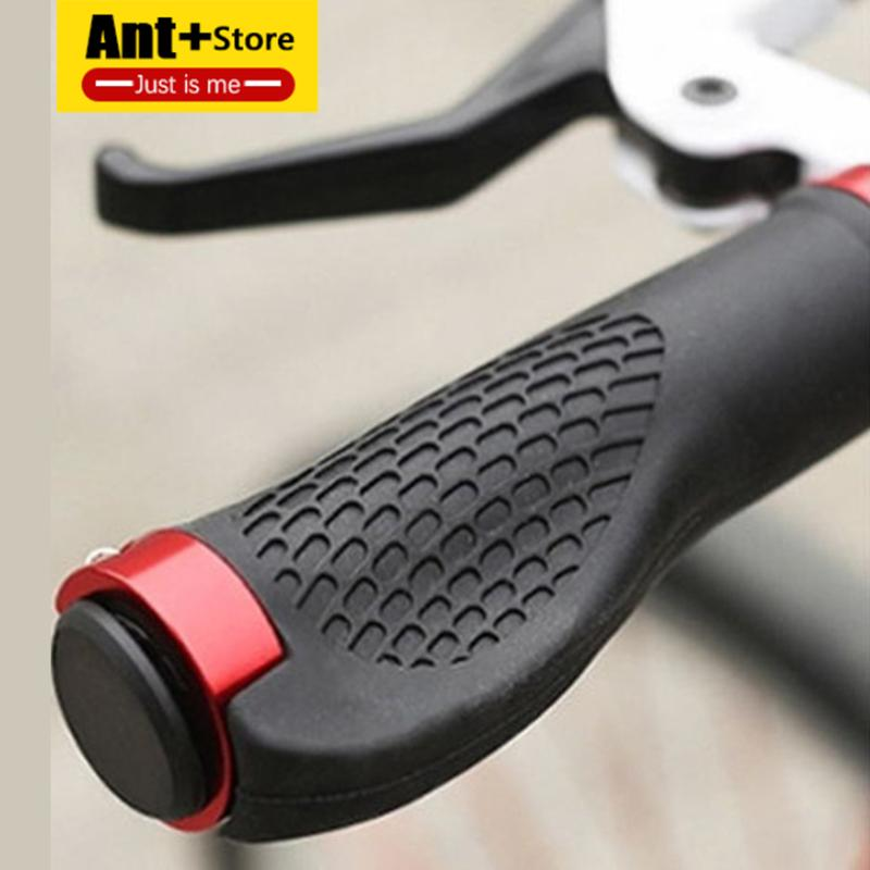 Bike Handlebar  Ergonomic Rubber MTB Grips Anti-Skid Mountain Road Bike Bicycle Grips Handles For Bicycles Parts Accessories