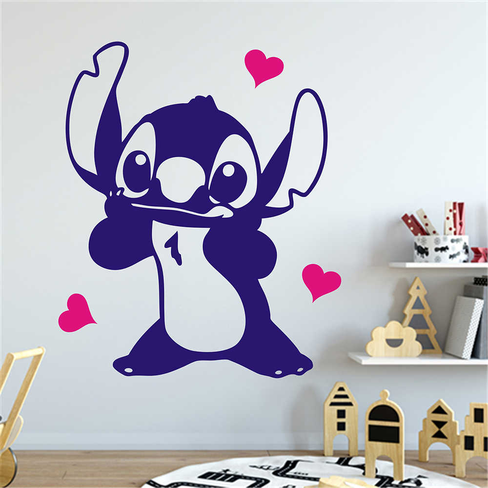 Sch With Heart Removable Wall Decor
