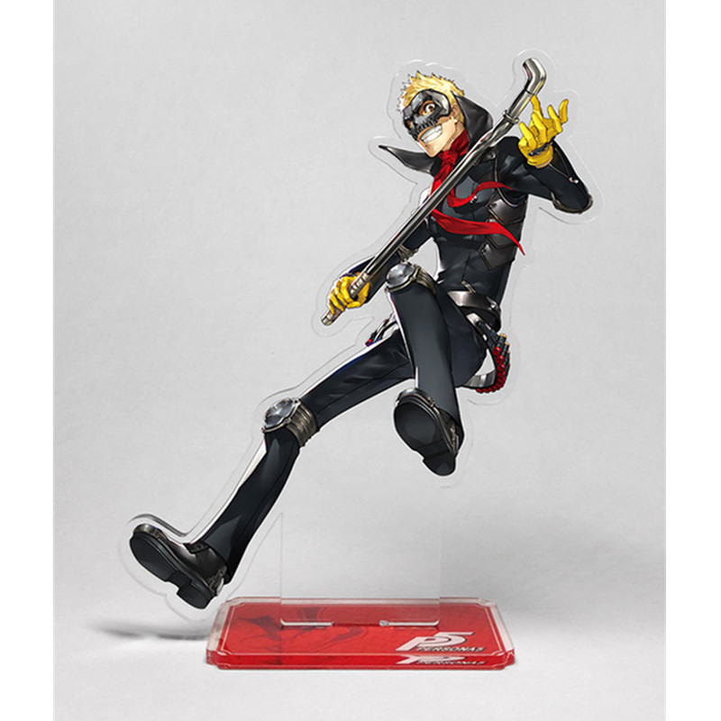 Game PERSONA Captain Of The Charge RyujiSakamoto PVC Figure Collectible Movable Model Toys Doll For Gift A250