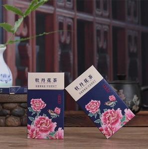 1 Pack Peony Tea Cigarette Fine Tea Herbal Cigarettes Women Men Healthy Cigarettes No Nicotine Tobacco free Health products(China)