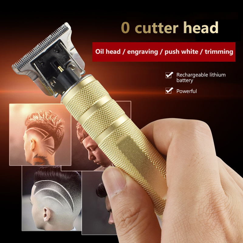 Electric Cordless Hair Clipper