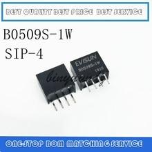 10pcs lot DC DC boost supply module 5V to 9V dcdc isolated p 9V B0509S 1W