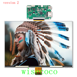 Image 4 - 8.9 inch 2K IPS Display 2560*1600  MIPI LCD With Driver Board USB capactive Touch panel Raspberry Pi 3 Support Win 7 8 10
