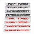 Автомобильная наклейка с турбонаддувом, наклейки для Land Rover Range Rove Ford Mustang BMW Audi Volkswagen