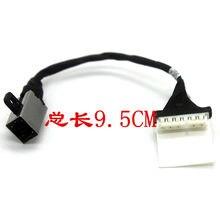 Dell vostro 3468 3467 3568 3476 3562 dc carregamento porta interface de alimentação cabeçalho p76g