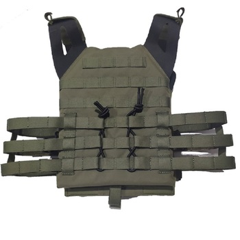 TC0095 JPC Tactical Vest Light Multifunctional Combat Vest RG Color