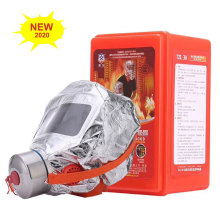 Safety-Mask-Upgrade Escape Fire Respirator Dust-Carbon 30-Minutes Protective-Anti-Smoking