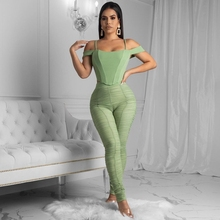 Plus Size Sexy 2 Piece Set Women Club Outfits Matching Sets Two Piece Set Crop Top and Bodycon Pants Summer Clothes for Women plus size sexy 2 piece matching sets summer clothes for women slash neck long sleeve crop top and bodycon mini skirt tracksuits