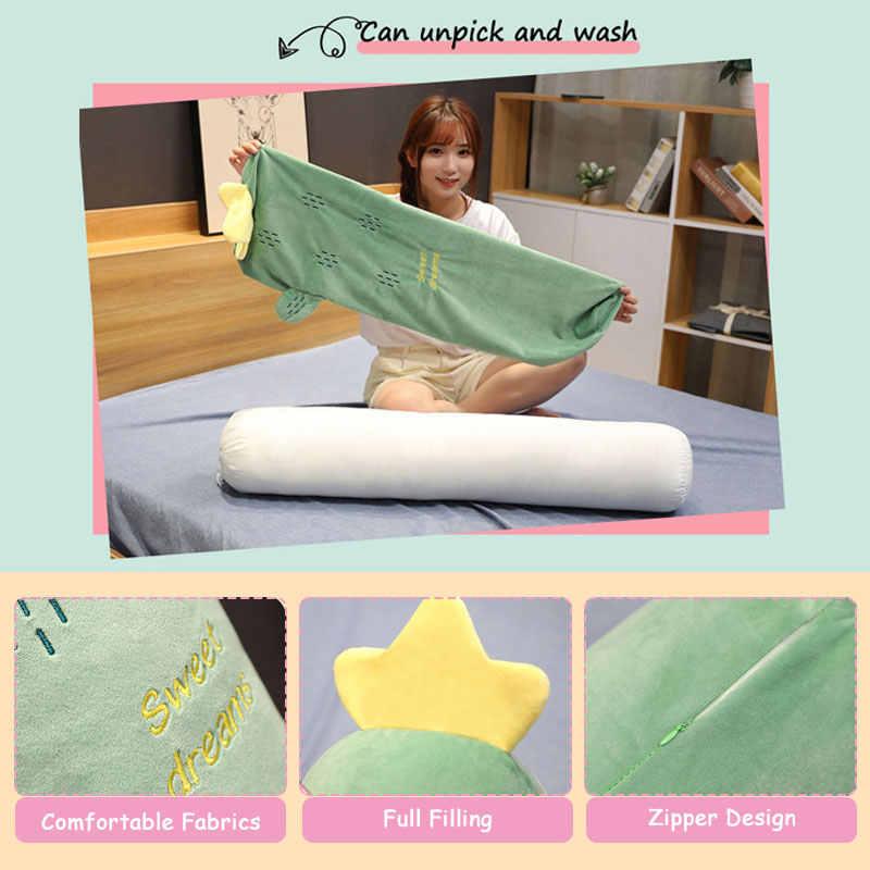 Kartun Lama Tidur Bantal Hamil Bantal Bed Pagar untuk Anak-anak Leher Kaki Bantal Double Orang Kembali Bantal Lembut Dihapus Mudah Dicuci