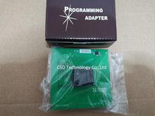 จัดส่งฟรีใหม่ XELTEK อะแดปเตอร์ซ็อกเก็ตทดสอบ CX5004 / DX5004