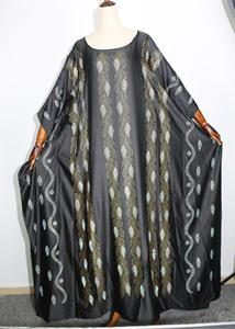 Image 5 - African Dresses For Women 2019 Africa Clothing Muslim Long Dress High Quality Length Fashion African Dress For Lady Headwear
