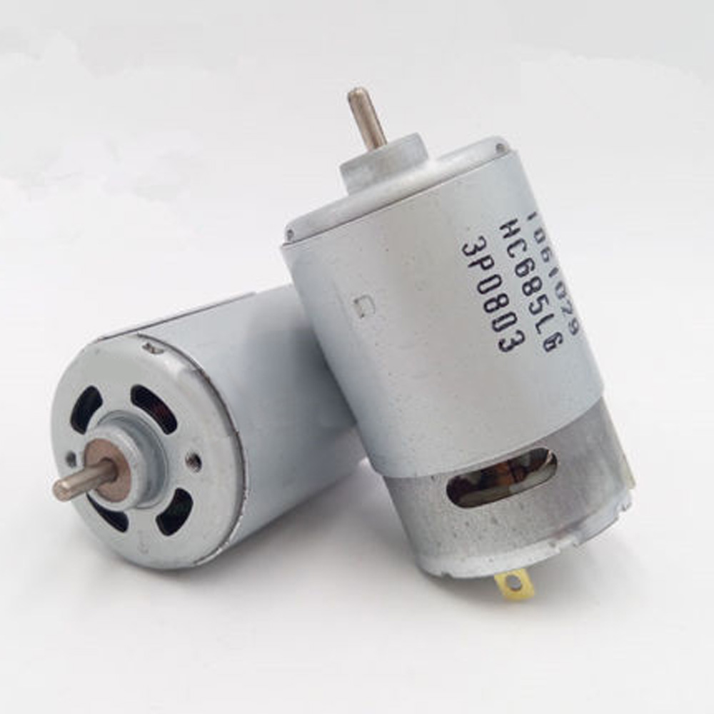 High Speed Motor <font><b>550</b></font> Size DC For Electric Tools DIY Electric <font><b>RS</b></font>-<font><b>550</b></font> HOT Stock Latest High Quality NEW SALE image