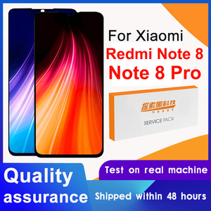 100% Tested Display Replacement for Xiaomi Redmi note 8 LCD Display Touch Screen Digitizer Assembly For Redmi Note 8 Pro LCD