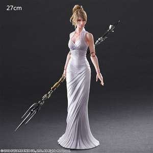 Image 5 - Final Game Fantasy Play Arts Kai Action Figure Sephiroth Cloud Strife Noctis Lucis Cindy Aurum Squall Leonhart Figures Toy Doll