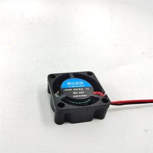 Image 5 - Refrigerador 2510 25x25x10mm silencioso 12 v 5 v 24 v usb manga/2 rolamento de esferas 2.5 cm mini ventilador de refrigeração para o ventilador da impressora do dissipador de calor do portátil 25mm 3d
