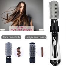 Professional Hair Dryer Smoothing Brush Hot Air Brush Hair Blow Dryer Comb Hairdryer Hairbrush One Step Hair Dryer and Volumizer