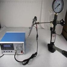 Большая распродажа! Стандартный Многофункциональный тестер форсунок с общей топливной магистралью + тестер форсунки S60H, инструмент для тестирования форсунок с общей топливной магистралью