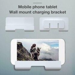 Nowy telefon komórkowy Tablet uchwyt ścienny uniwersalny uchwyt stojak na iphone'a na ipada