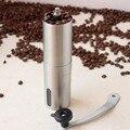Металлическая кофемолка из нержавеющей стали  ручная работа  кофемолка  мельница  кухонный инструмент для кофе